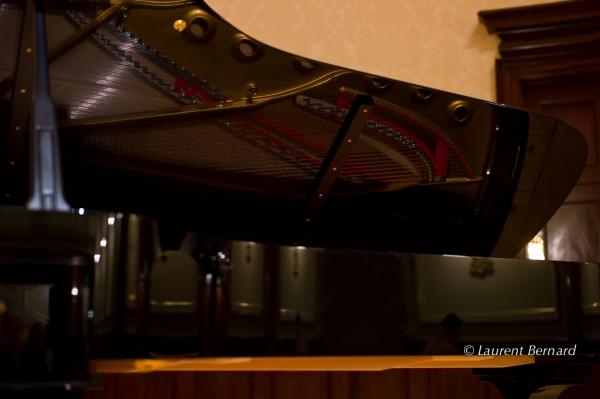 Steinway grand piano, Wigmore Hall