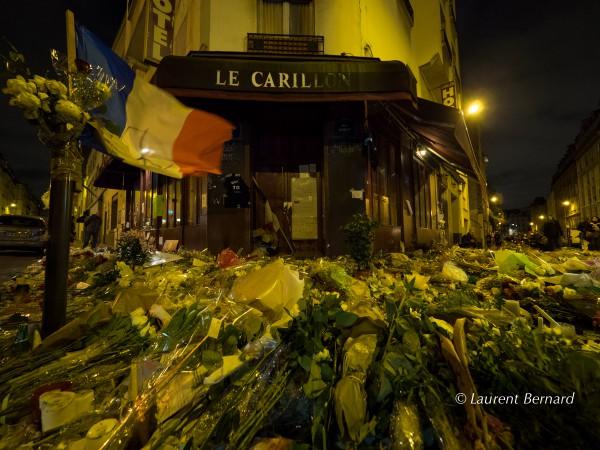 Mémorial, restaurant Le Carillon